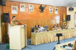 KPK Lakukan Monitoring ke Pemkab Lamtim