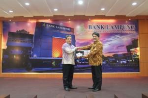 KPK Minta Bank Lampung Optimalisasi Pengelolaan Dana Daerah