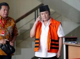 KPK Selidiki Aset Bupati Lampung Selatan