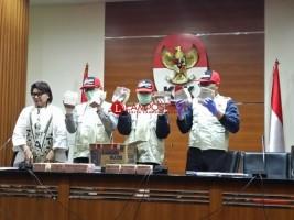 KPK Tetapkan Kamami Tersangka Kasus OTT Mesuji