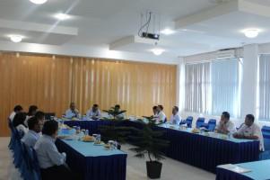 KPPN Kotabumi Gelar FGD Soal Dana Desa