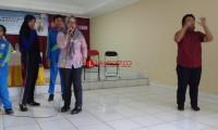 KPU Bandar Lampung Sosialisasi Pemilu 2019 ke Pemilih Disabilitas