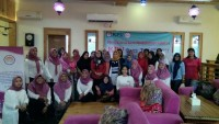 KPU Bersama Perempuan Saburai Tolak Golput