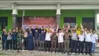 KPU dan Bawaslu Pesawaran Deklarasikan Pemilu Damai