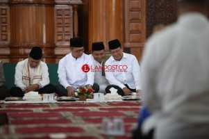 KPU Gelar  Istigosah Doakan Pilkada 27 Juni 2018