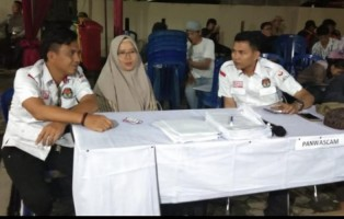 KPU Kota Siap Gelar Pemungutan Suara Ulang di TPS 25 Way Halim
