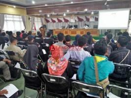 KPU Lambar Gelar Rakor Penyusunan DPT dan DPK Pemilu 2019