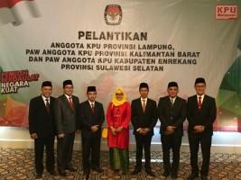 KPU Lampung Baru Harus Transparan kepada Publik
