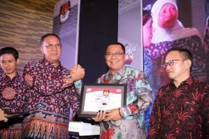 KPU Lampung Beri Penghargaan kepada Lampung Post