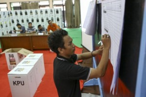 KPU Lampung Gelar Pemilihan Suara Ulang di Tiga Kabupaten/Kota