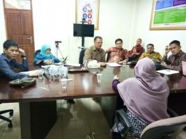 KPU Lampung Panggil Komisioner KPU Lampung Selatan Hingga Larut