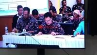KPU Lampung Pleno 90 Menit di KPU RI