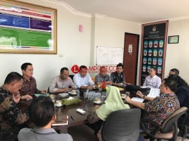 KPU Lampung Siapkan 5 Pengacara Buat Gugatandi MK