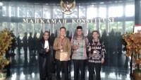 KPU Lampung Siapkan Narasi di Sidang MK