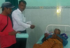 KPU Lamteng Jemput Bola ke Sejumlah Rumah Sakit