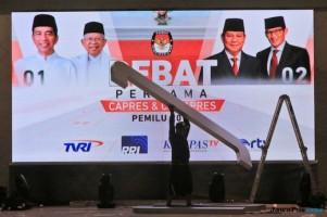 KPU Meniadakan Nonton Bareng Pada Debat Ketiga