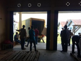KPU Pesisir Barat Awasi Logistik Pemilu