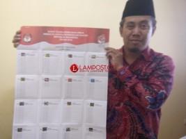 KPU Pringsewu akan Gelar Simulasi Pemilu