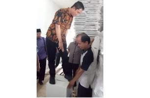 KPU Provinsi Supervisi Logistik di Kabupaten