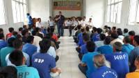 KPU Sosialisasikan Pemilu di Lapas Way Kanan