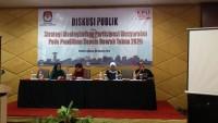 KPU Susun Strategi Tingkatkan Partisipasi Pemilih pada Pilwakot