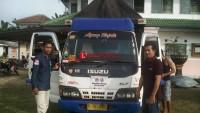 KPU Tubab Terim Logistik Pemilu