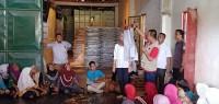 KPU Tubaba Kerahkan 140 Petugas Pelipatan Surat Suara