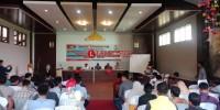 KPU Tubaba Rakor Pendistribusian Logistik Pilgub Lampung