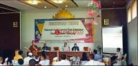KPUD Tubaba Beri Bimtek Pelaporan Dana Kampanye Pemilu 2019
