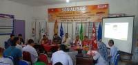 KPUD Tubaba Sosialisasikan Peraturan Baru Tentang Kampanye Pileg dan Pilpres