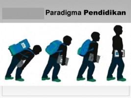 Kreativitas Tenaga Pendidik Harus Mampu Ubah Paradigma Pembelajaran