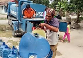 Krisis Air Bersih, Pemdes Mekarmulya akan Salurkan Air Bersih