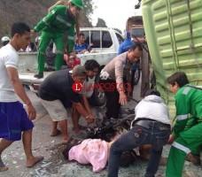 Kronologi Kecelakaan Maut di Tarahan