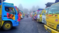 KTB Ramaikan Jambore Nasional Canter Mania Indonesia Community