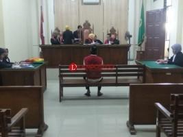 Kurir Narkotika 2,2031 Gram Dihukum 13 Tahun Penjara