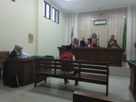 Kurir Sabu 41,27 Gram Ini Dituntut Hukuman 13 Tahun Penjara