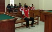 Kurir 5,2 Kg Sabu Divonis Penjara Seumur Hidup