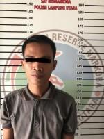 Kurir Sabu Sabu Ditangkap di Dekat Lapas