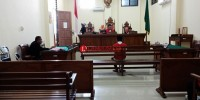 Kurir Sabu yang Diupah Rp500 Ribu Divonis 12 Tahun Penjara