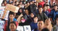 Kurun Waktu 2018, 3.110 Warga Lamtim Tercatat Mencari Pekerjaan ke Pulau Jawa