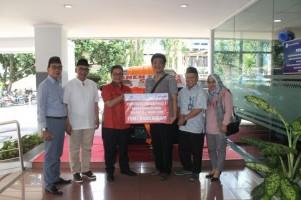Kuswandi Tak Menyangka Raih Hadiah Mobil dari Bank Lampung