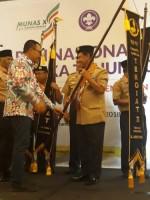 Kwarda Lampung Raih Predikat Tergiat II Nasional