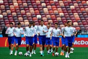 Laga Pembuka Piala Dunia 2018, Rusia versus Arab Saudi