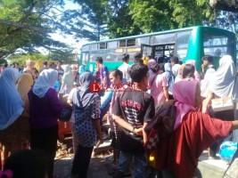 Lagi, 258 Pengungsi Dipulangkan ke Pulausebesi dan Sebuku