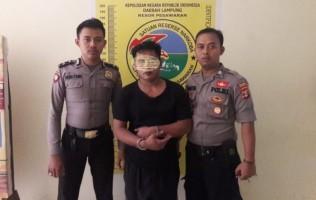 Lagi, Dua Pengedar Sabu Dibekuk Satresnarkoba Polres Pesawaran