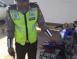Lakalantas di Panjang, Satpam PT Pelindo Tewas Terlindas Fuso