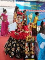 Lala Raih Juara Umum Top Model Puteri Nusantara