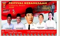 Lambar akan Gelar Festival Kebangsaan untuk Mengenang Nilai Luhur Perjuangan Bangsa