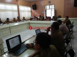 Lambar Gelar FGD Kabupaten Konservasi