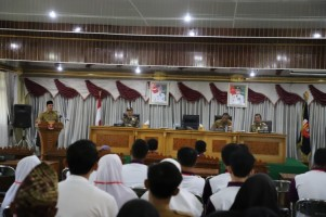 Lambar Gelar Lomba Kadarkum Tingkat Kabupaten